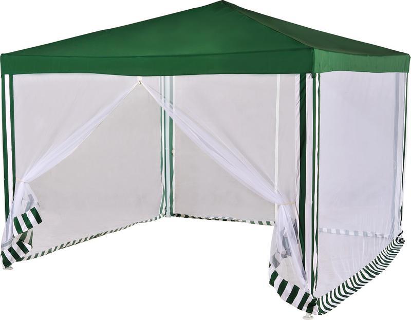 Инструкция по сборке дачного шатра